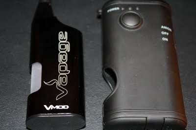 Vapage V-MOD vs Boge Revolution e-cigarette comparison title image