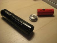 ProVari Review battery and endcap image
