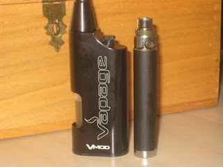 Vapage V-MOD e-cigarette review from SKVW electronic cigarette reviews size image
