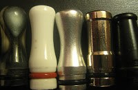 drip tips selection lineup image for drip tip review