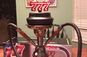 777 ecigs ehookah lights