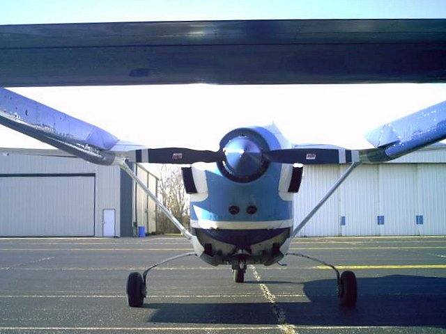 King Air Interior