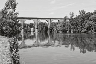 Bridge in Albi.