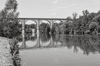 Bridge in Albi.
