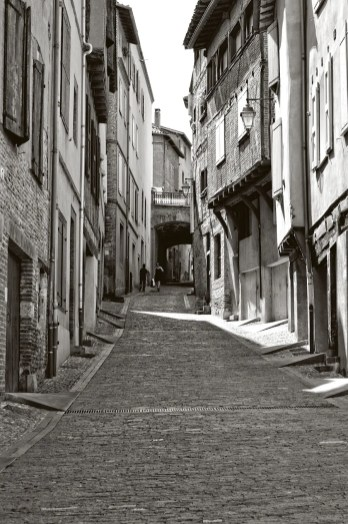 Another street in Albi.