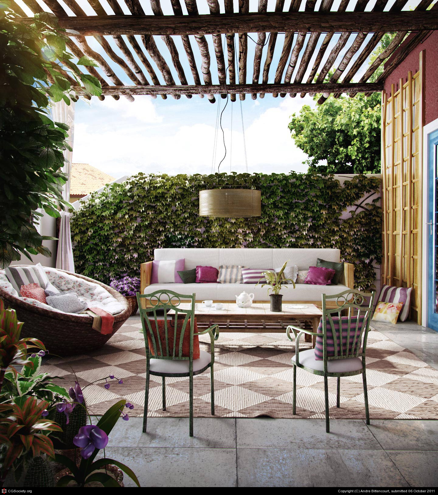 Gallery of 26 Amazing terraced house extension ideas ... on Mansion Backyard Ideas id=76793