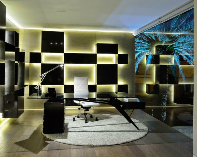 23 Inspiratonal Ideas Of Modern LED Lights For False Ceilings And Walls Interior Design