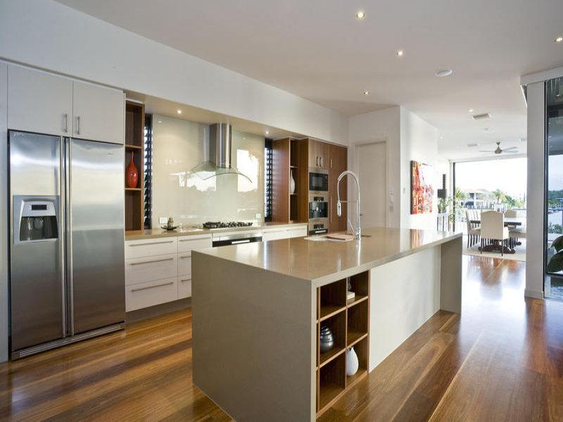 Some Amazing Contemporary Kitchen Design Ideas For You ... on Images Of Modern Kitchens  id=83446