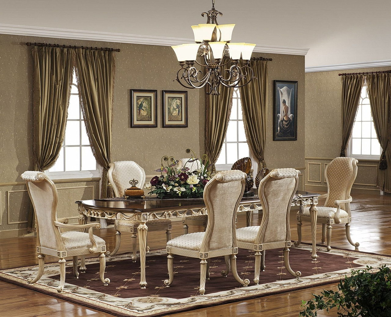 79 handpicked dining room ideas for sweet home. - Interior ... on Dining Room Curtains Ideas  id=74676