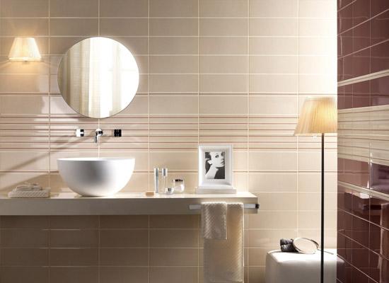 Modern Bathroom Tile Designs in Monochromatic Colors ... on Monochromatic Bathroom Ideas  id=12463