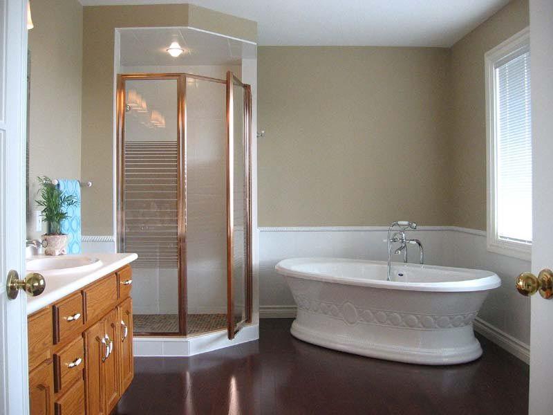 30+ Inexpensive Bathroom Renovation Ideas - Interior ... on Small Bathroom Ideas Uk id=80987
