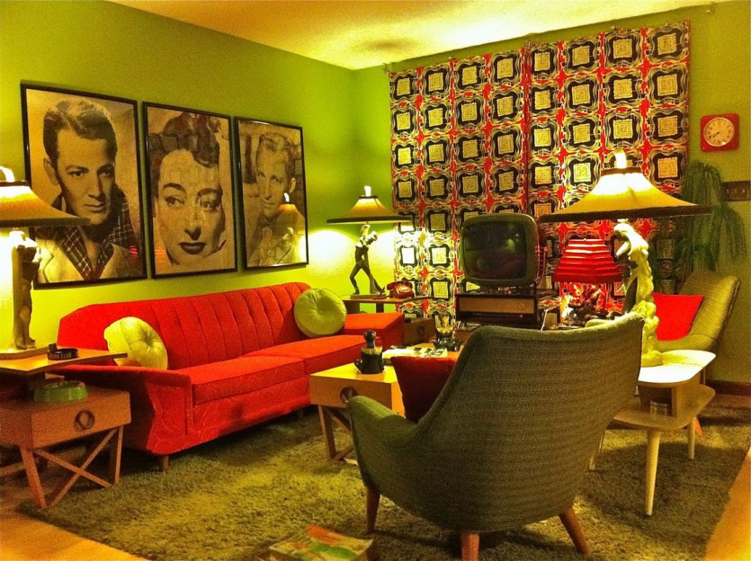Smells Like The 70s 5 Retro Interior Design Ideas For Your Hip Living Room 16 Interior Design Inspirations