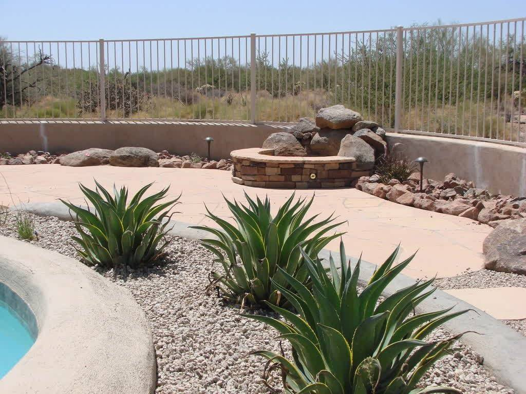 53 Best Backyard Landscaping Designs For Any Size And ... on Desert Landscape Ideas For Backyards id=12004