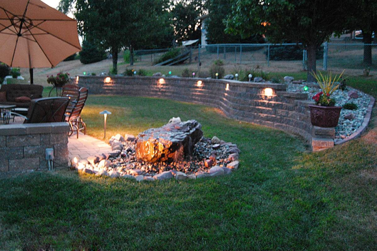 53 Best Backyard Landscaping Designs For Any Size And ... on Back Patio Landscaping id=38880