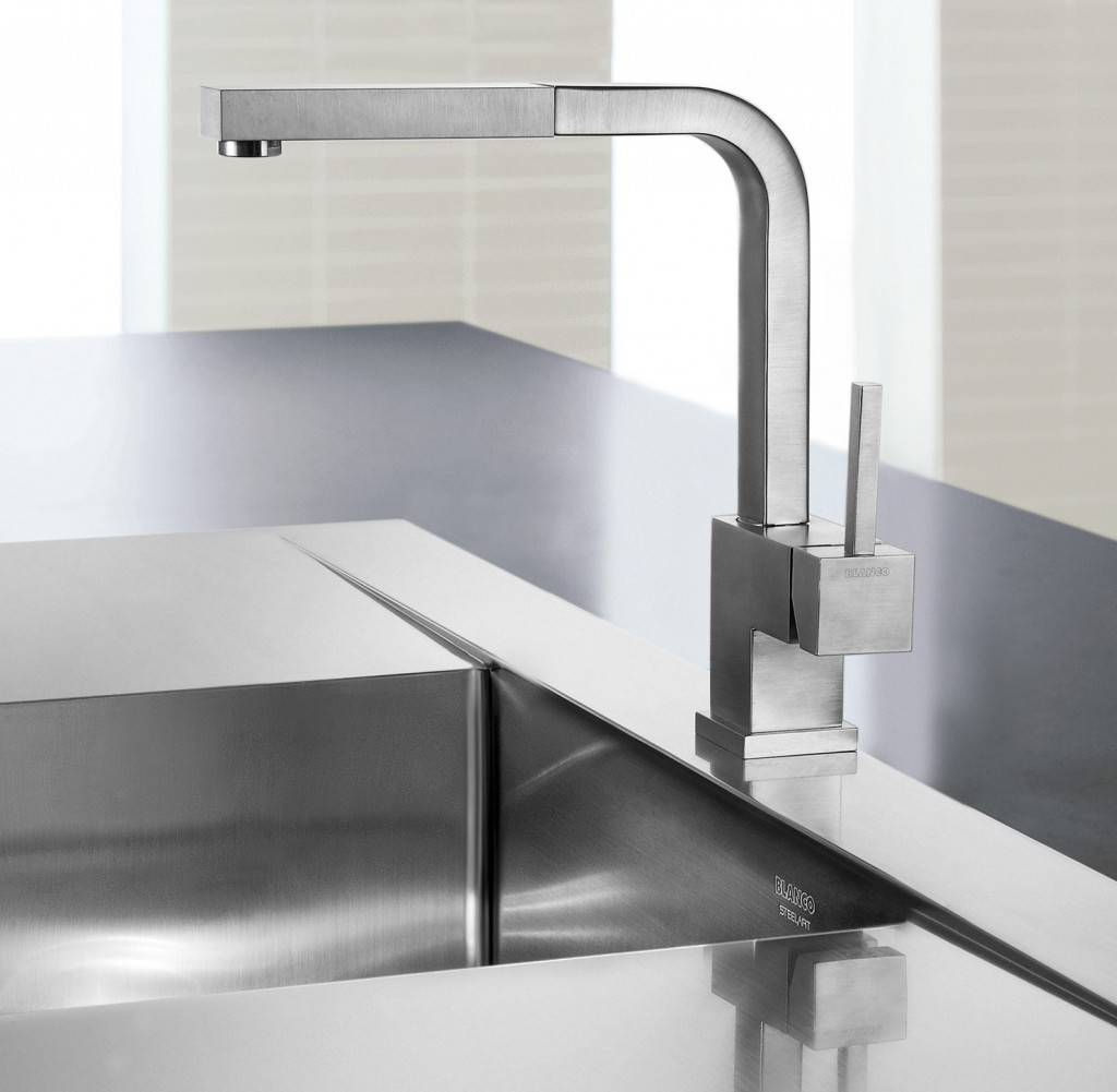 Kitchen Sink Faucet: Indispensable A Modernity - Interior ...