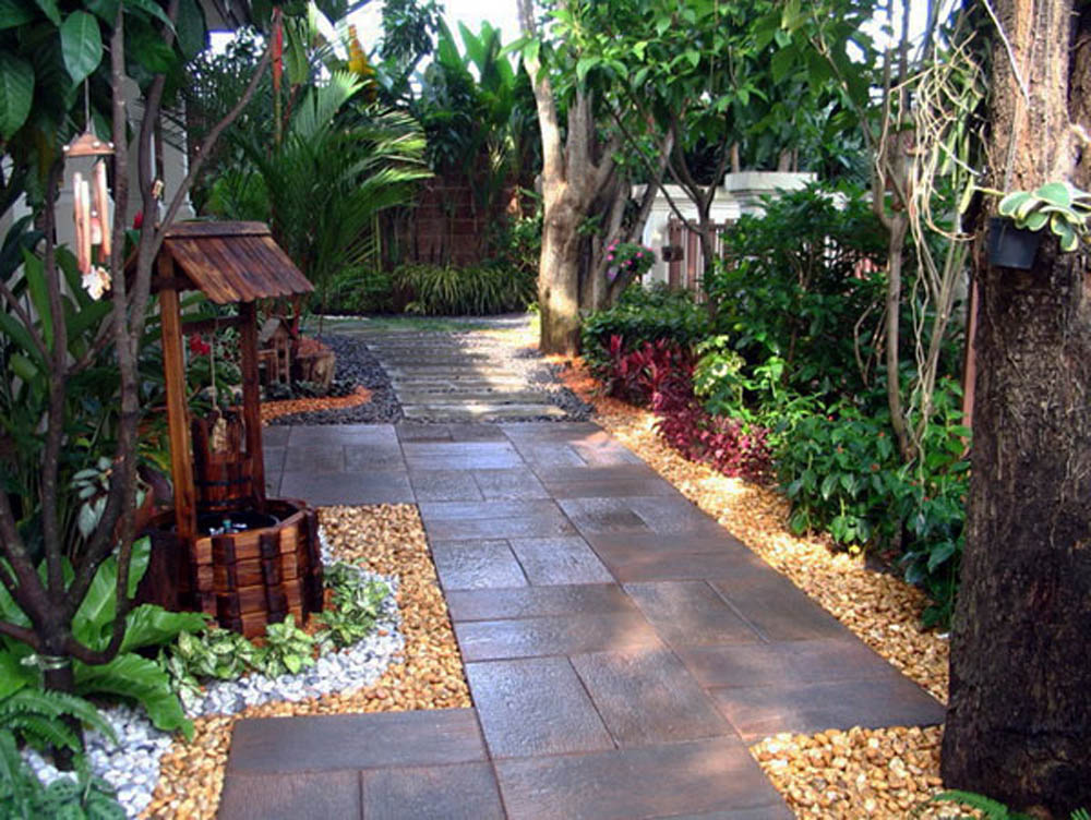Cool Backyard Landscape Ideas That Make Your Home As A ... on Backyard Garden Ideas id=90311