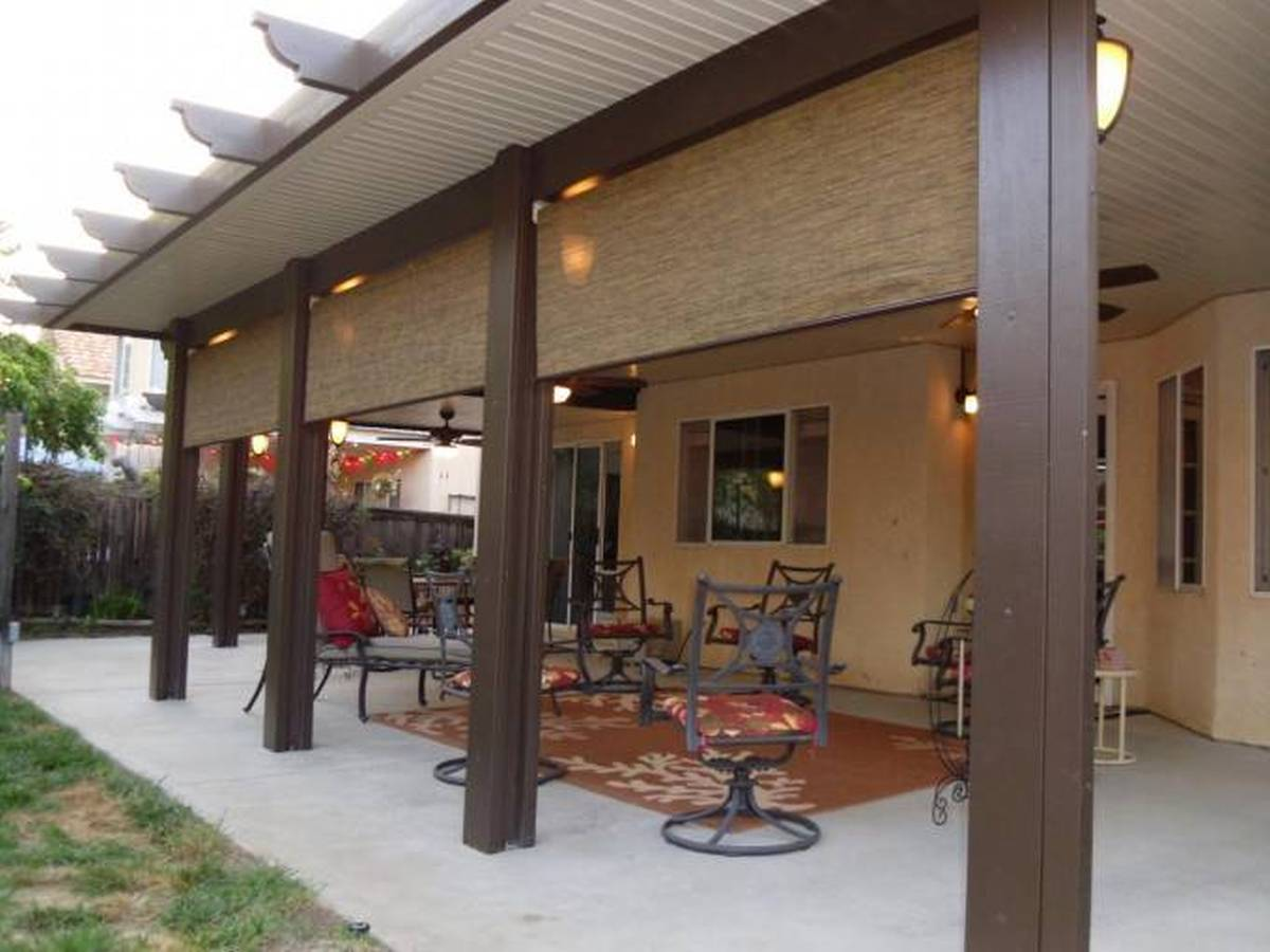 20 Impressionable Covered Patio Lighting Ideas - Interior ... on Covered Patio Design Ideas id=74645