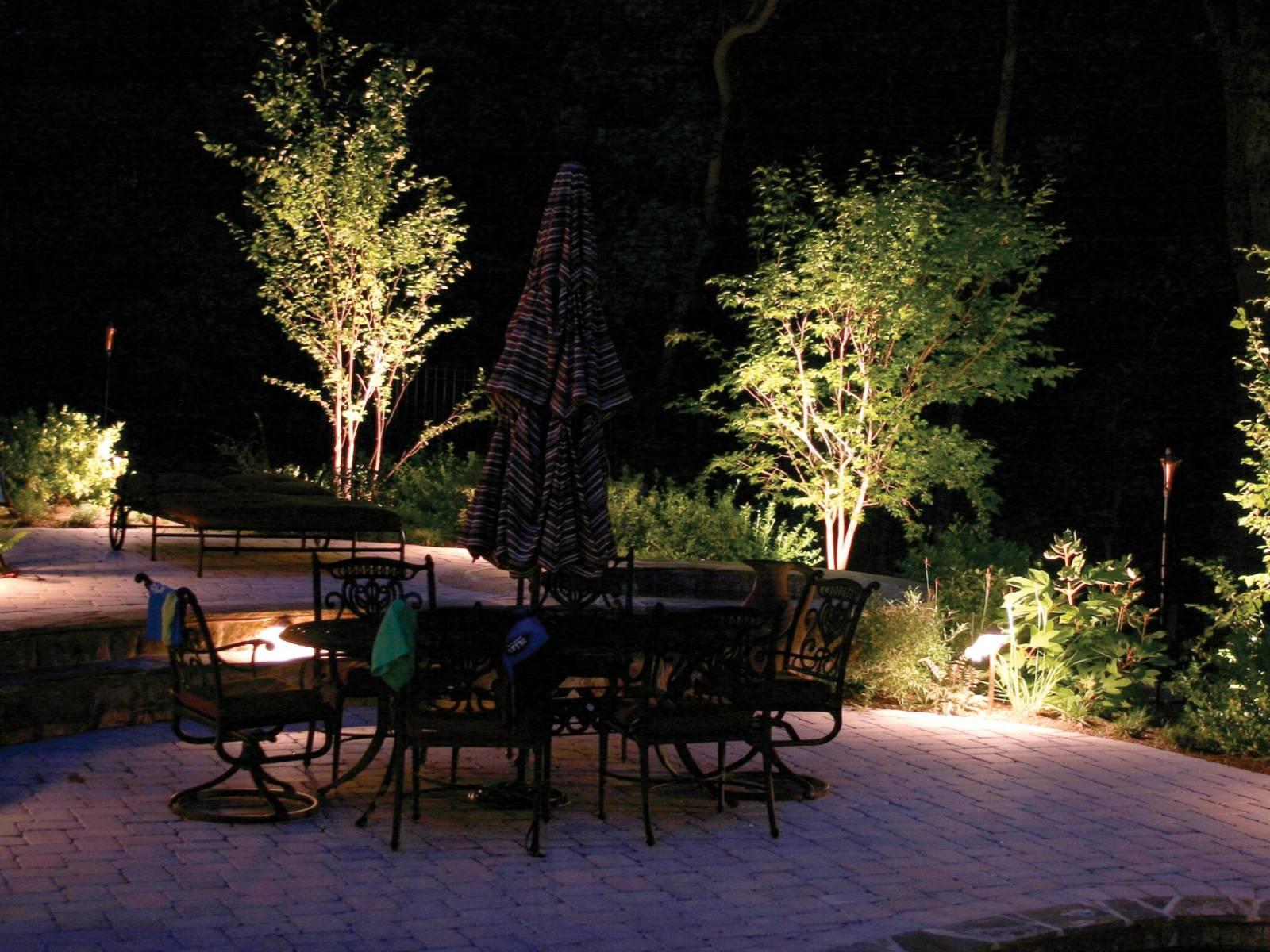 26 most beautiful patio lighting ideas