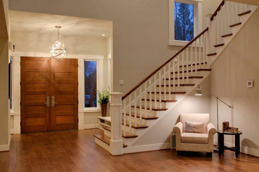 modern foyer light interior design