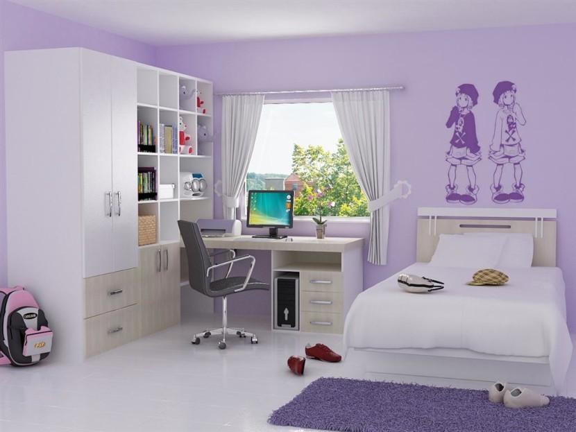 Best Girls Rooms Interior Design Ideas - Interior Design ... on Beautiful Room For Girls  id=28730