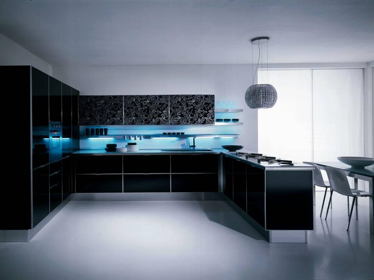 50 Beautiful Modern Minimalist Kitchen Design For Your ... on Ultra Modern Luxury Modern Kitchen Designs  id=30399