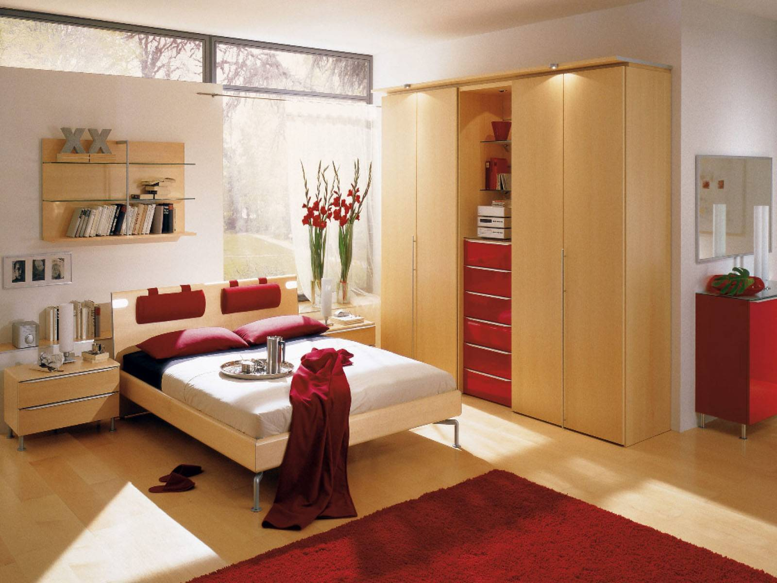 Bedroom Decorating Ideas On A Small Budget - Interior ... on Bedroom Decoration Ideas  id=18591