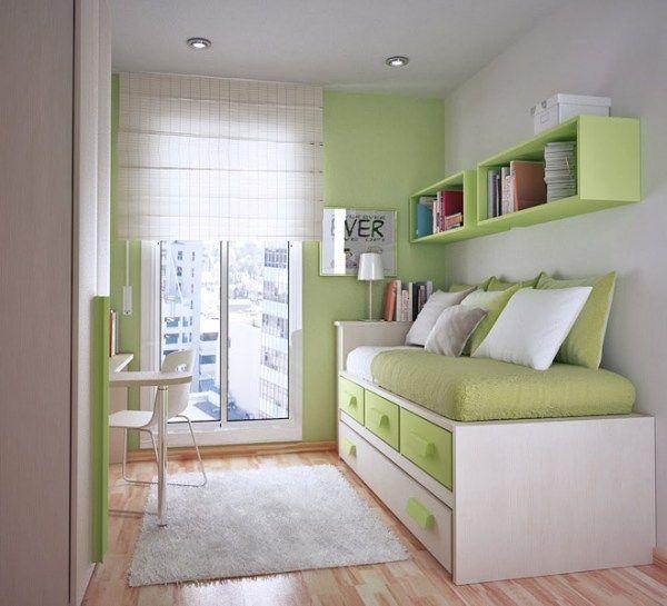 Small teenage bedroom decorating ideas - Interior Design ... on Tiny Teenage Bedroom Ideas  id=84824