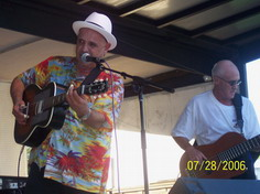 Ron Thompson, Steve York 2006