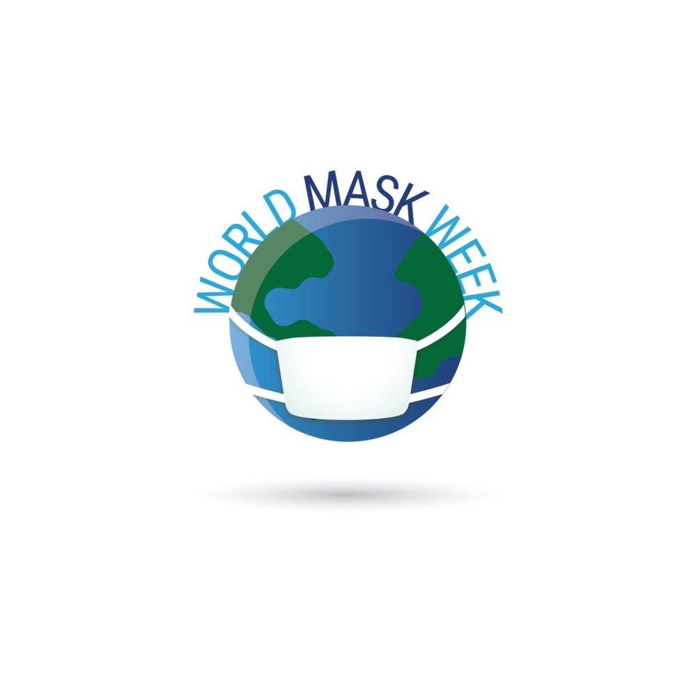 World Mask Week - #WorldMaskWeek is a global movement to inspire more people to wear face coverings to help stop the spread of COVID-19.