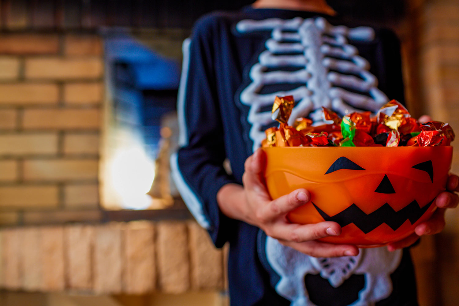 CDC Recommends NO Trick-Or-Treat, Trunk-Or-Treat