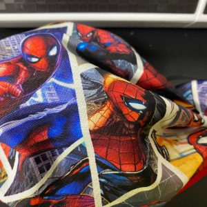 Shards Spider-Man Face Mask #Spiderman