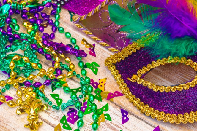 How to enjoy a safe Mardi Gras this year - Celebrating Mardi Gras at home may be the safest bet. The following tips can help make such celebrations more festive. #MardiGras