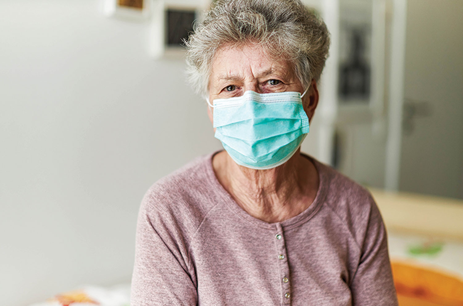 Why seniors are at greater risk for COVID-19