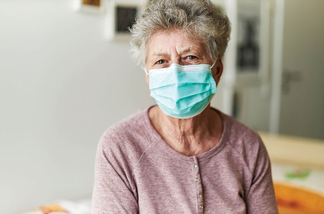 Why seniors are at greater risk for COVID-19 - The chances for severe illness from COVID-19 increases with age, with older adults at the greatest risk, offers the Centers for Disease Control and Prevention (CDC).