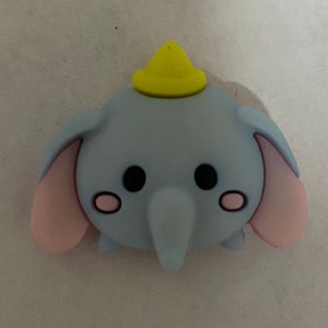 Dumbo Magnet - A cute magnet of Dumbo. #Dumbo