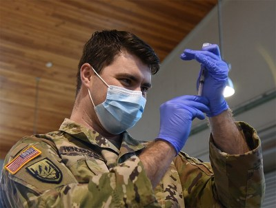 Tennessee National Guard continues COVID-19 testing and vaccinations - Since late December, the Tennessee National Guard has been transitioning from primarily supporting COVID-19 testing to supporting vaccine administration throughout Tennessee.