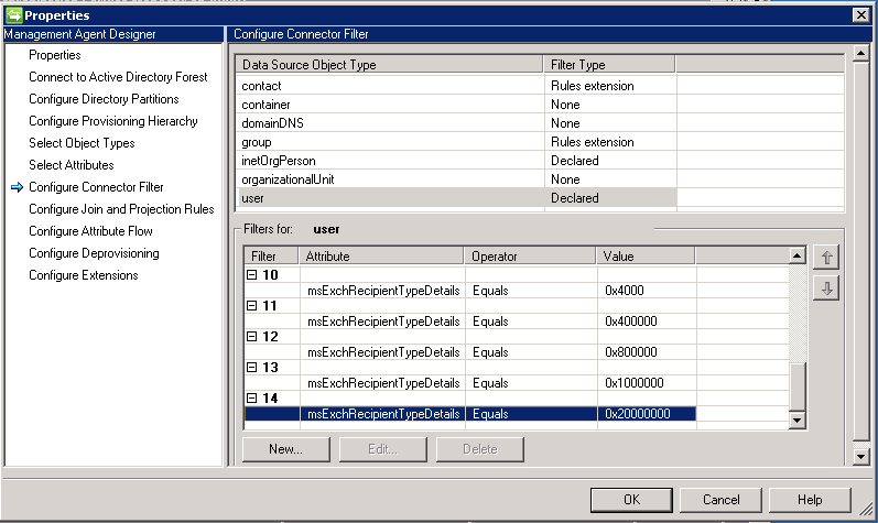 However The Reason Why It Isnt Included Within An Exchange 2007 Hybrid Environment Is Because Mailbox Never Enabled Discovery Search Mailboxes Do