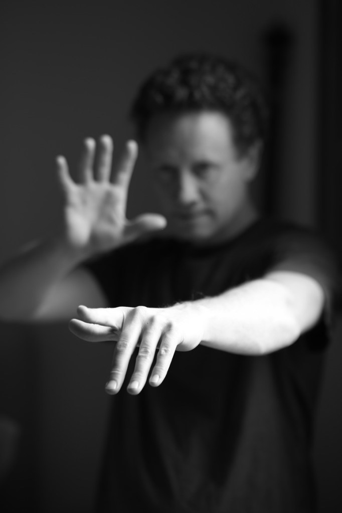 Conductor's hands: Hal Cazalet composer and opera singer
