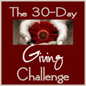 30-Day Giving Challenge