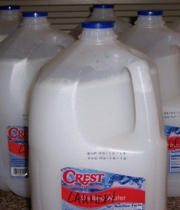 Homemade Liquid Laudnry Detergent