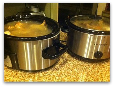 Make Your Own Poultry Stock and Broth