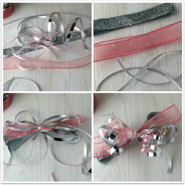making-bow