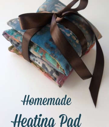Homemade Heating Pad