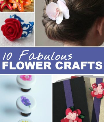 Fabulous Flower Crafts