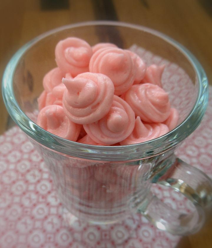 Easy Cinnamon Valentine Kisses Recipe