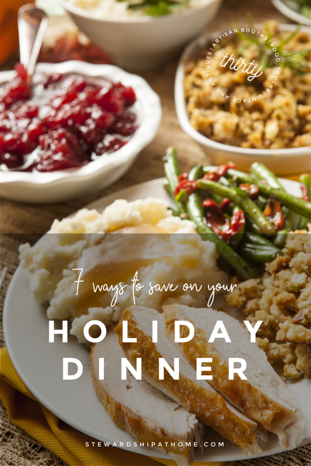 7 Ways to Save on Your Holiday Dinner
