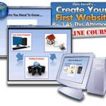 How to Create Your First Website