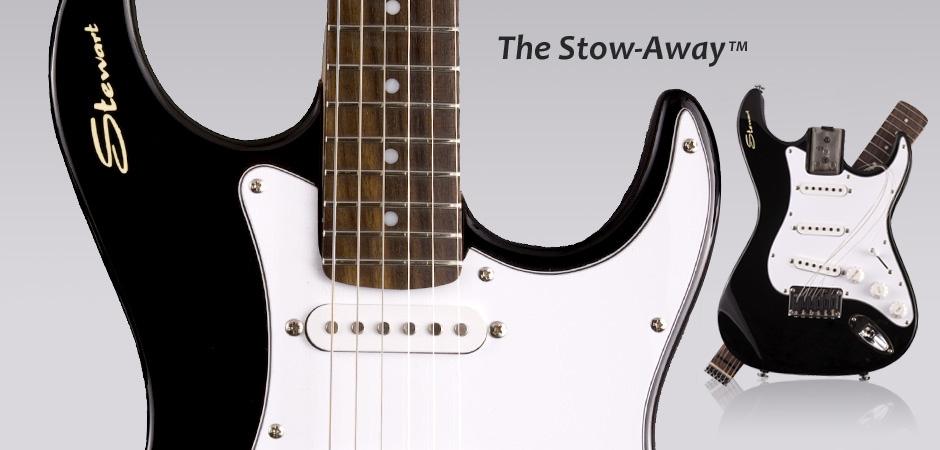 Stowaway Travel Guitar