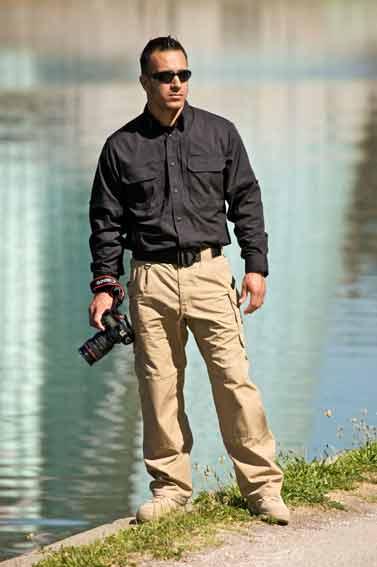 Stewart Innes 5.11 Tactical Shirt | قميص تاكتيكال 5.11