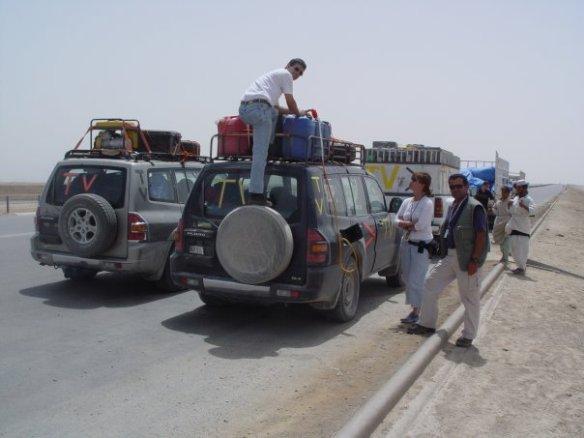 Stewart Innes - Baghdad To Kuwait